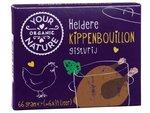 Bouillonblokjes kip zonder gist (Your Organic Nature)